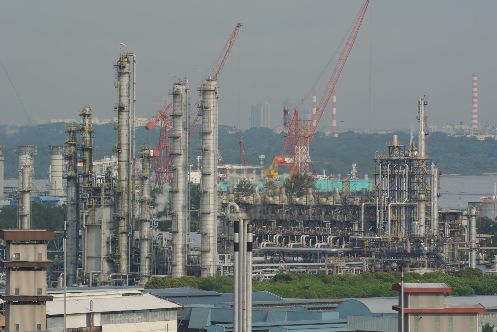 DGP6203 PETROCHEMICAL PRODUCTION PROCESS