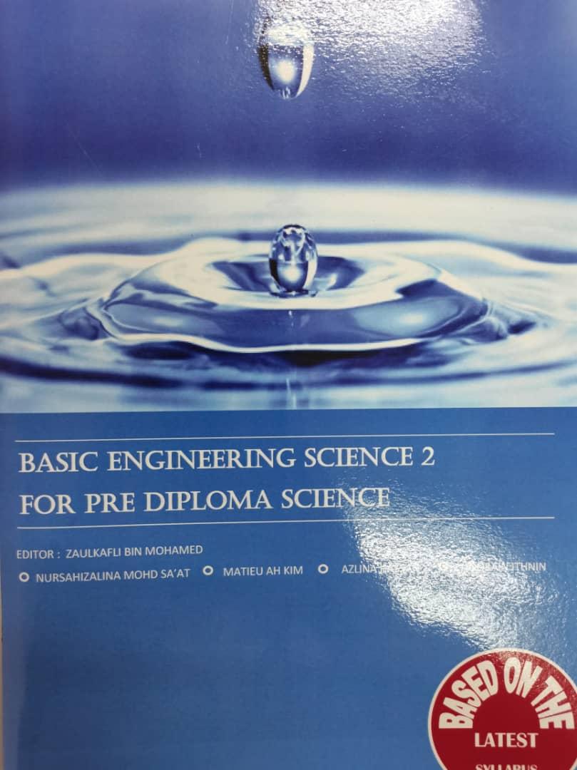 PBS2014 BASIC ENGINEERING SCIENCE 2