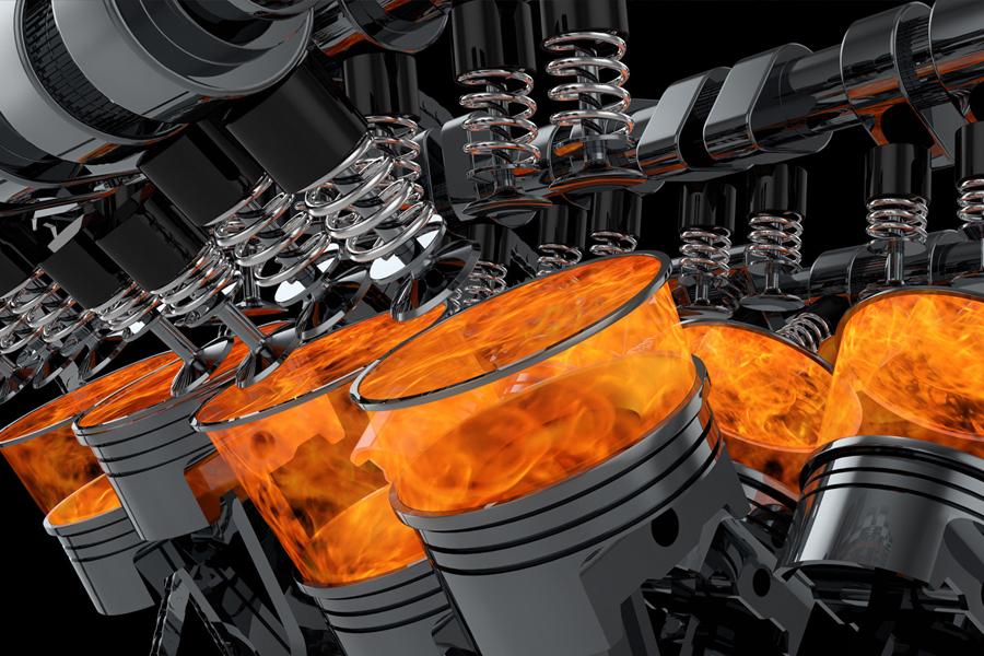 DJA40072 INTERNAL COMBUSTION ENGINE
