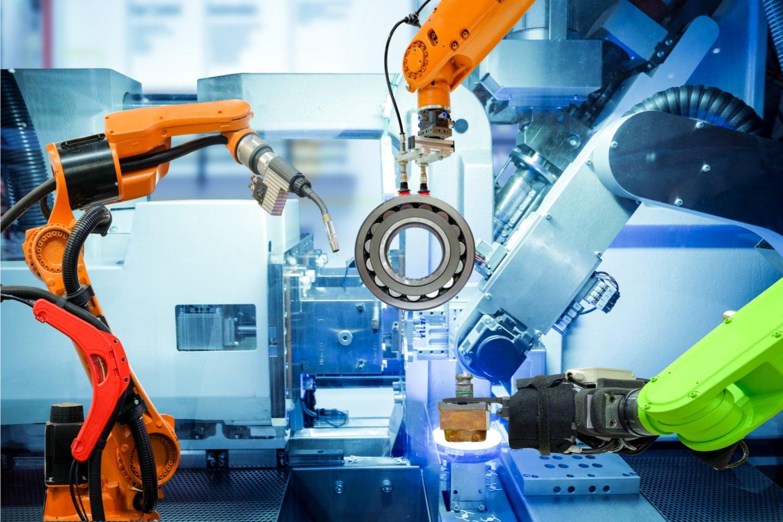 DJF5042 INDUSTRIAL ROBOTICS